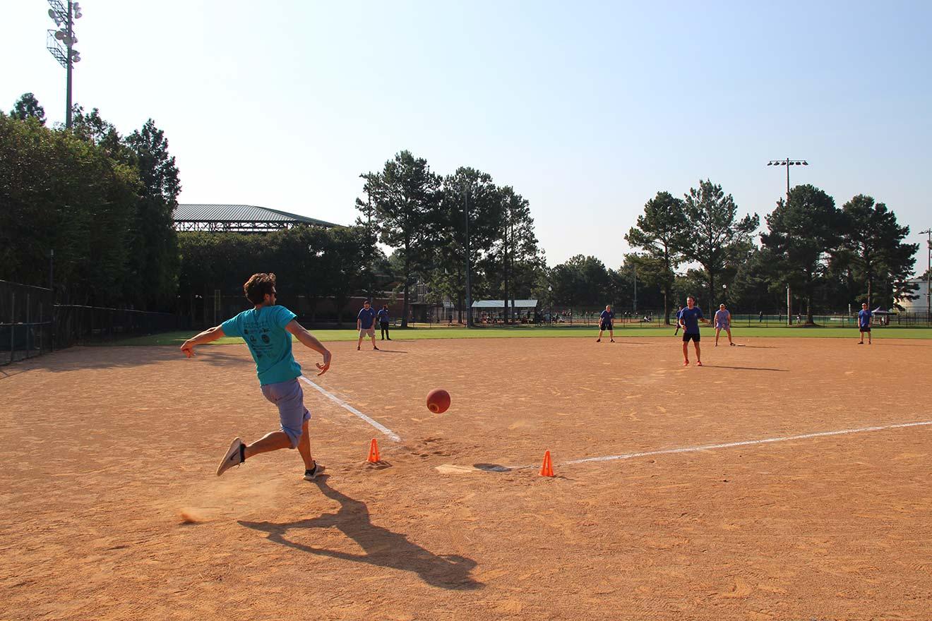 4th Annual Kickball Tournament Recap
